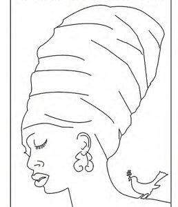 africana-perfil